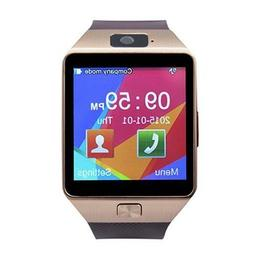 New Bluetooth Smart Watch with Camera Phone Mate GSM For And