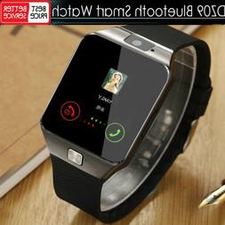 DZ09 Blue-tooth Smart watch Phone Mate for Android Samsung I