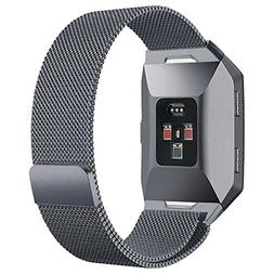 hooroor for Fitbit Ionic Bands Small and Large for Women Men