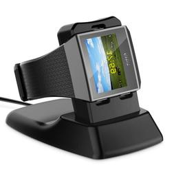 For Fitbit Ionic Smart Watch Charging Cradle Dock Holder Sta
