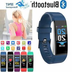 Fitness Smart Watch Activity Tracker Girl Men Kids Fitbit An