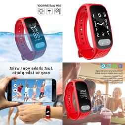Fitness Tracker Men Women ECG Blood Pressure Heart Rate Moni