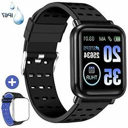 ANCwear Fitness Tracker Watch Activity Tracker with Heart