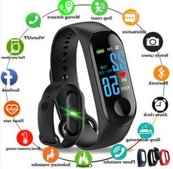 Fitness Watch M3 Band Smart Blood Pressure Bracelet Wristban
