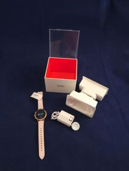 NIB Fossil Gen 4 Venture HR Touchscreen Smartwatch with Crys