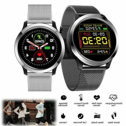 Full Touch Screen Smartwatch ECG Monitor Bluetooth Call Remo