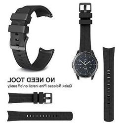 Galaxy Watch Band 42mm Smart Watch Replacement Silicone Band