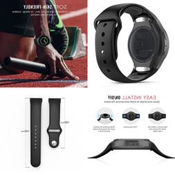 Gear S2 Watch Band, Moko Soft Silicone Replacement Sport Ban