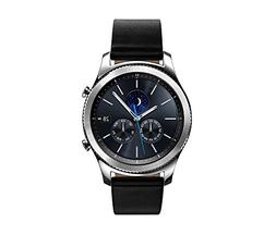 Samsung Gear S3 Classic Smartwatch - Verizon - Steel with Bl