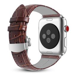 Genuine Leather iWatch Band for Apple Watch 42mm Strap Serie