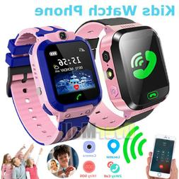 Girls Kids Smart Watch with Games SOS Call Camera Alarm Touc