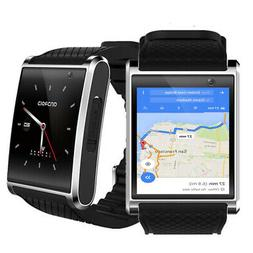 GSM UNLOCKED! Stylish Android 5.1 Smart Watch Phone GSM 3G+W