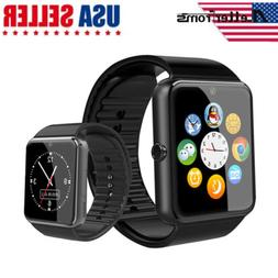 GT08 Bluetooth Smart Watch Support SIM&TF Card Camera For An