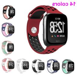 Hot Soft Silicone Bracelet Sport Watch Band Strap for Fitbit