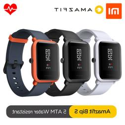Xiaomi Huami Amazfit Bip GPS IP68 Smart Watch New Bracelet H