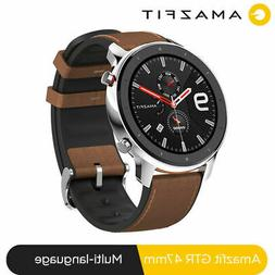 Xiaomi Huami AMAZFIT GTR Smart Watch 47mm 1.39inch GPS 50M H
