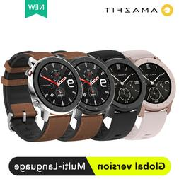 Huami AMAZFIT GTR Smartwatch BT5.0 47mm/42mm GPS 24Days Dail