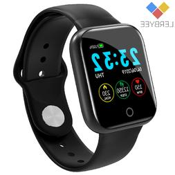 Lerbyee I5 Sport Fitness <font><b>Watch</b></font> Waterproo