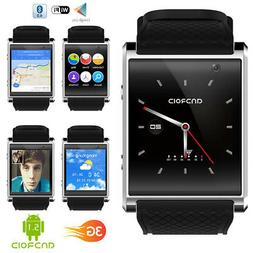 Innovative 3G Smart Watch Cell Android 4.4 WiFi GPS GSM Unlo