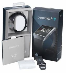 Fitbit Ionic Smartwatch, Charcoal/Smoke Gray , One Size  *