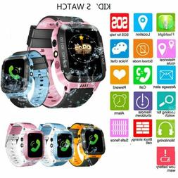 IP67 Smart Watch with GPS GSM Locator Touch Screen Tracker S