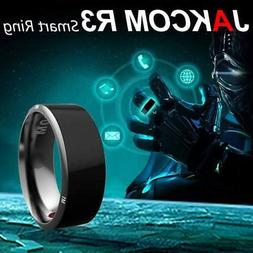 Jakcom R3 Waterproof Smart Ring App Enabled Wearable Technol