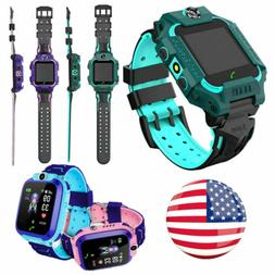 Kids Bluetooth Smart Watch Camera Phone Mate GSM SIM For And