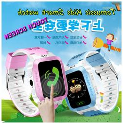 Kids Smart Watch Phone Y21 Touch Screen SOS Call Child Watch
