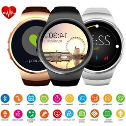 KW18 Bluetooth Heart Rate Smart Watch Wrist Waterproof Phone