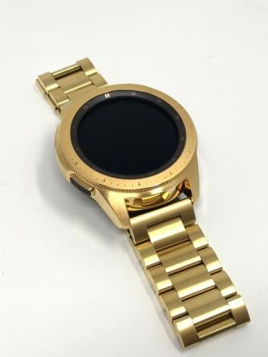 24K Gold Plated Samsung Galaxy Gold Link Band -