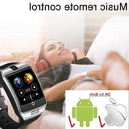 CNPGD All-in-1 Weather Smartwatch Watch for Android, Samsung, Note, Nexus, HTC,