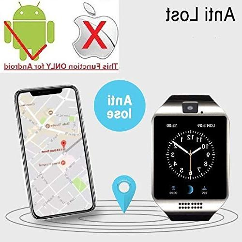 Smartwatch Watch Cell Phone for Note,