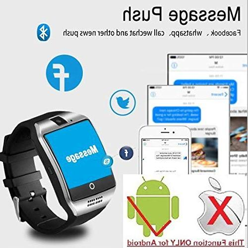 Smartwatch Cell for Android, Galaxy Note, Nexus,