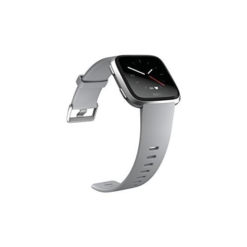 Fitbit Smart Gray/Silver Aluminium, One Size