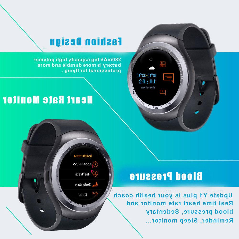 Luxury Smart Watch for Samsung S7 S6 Note Huawei LG