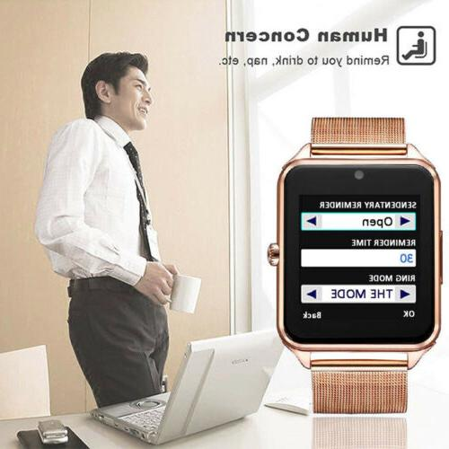 New Bluetooth Watch Phone IOS Android