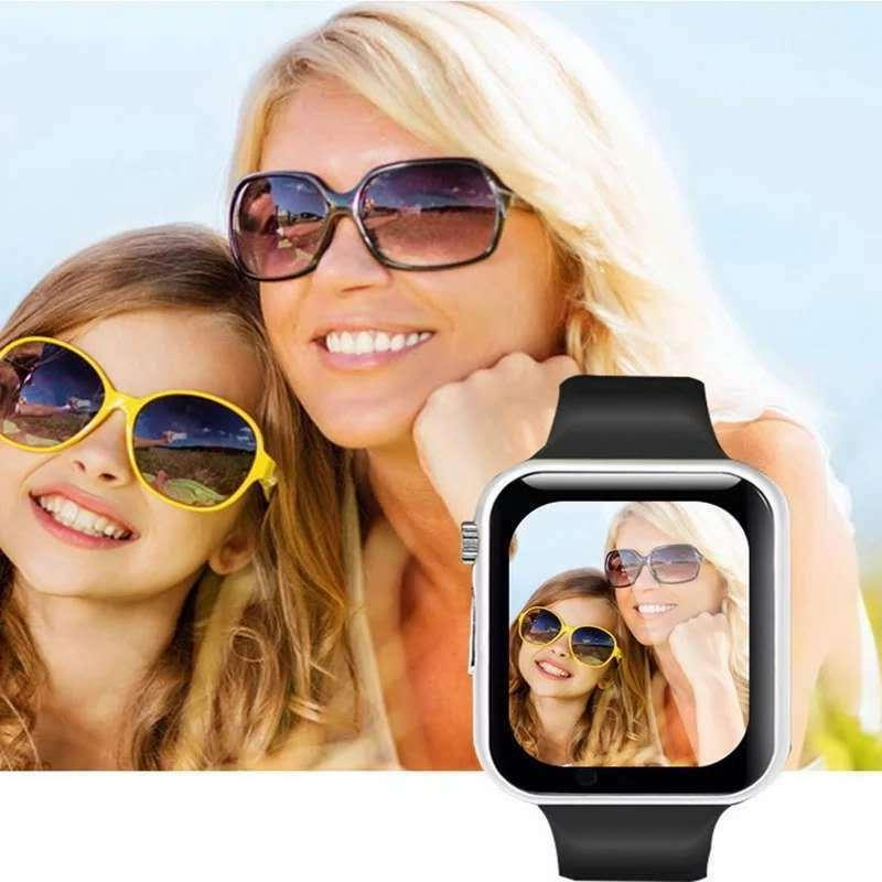 A1 Wrist Bluetooth Phone Android