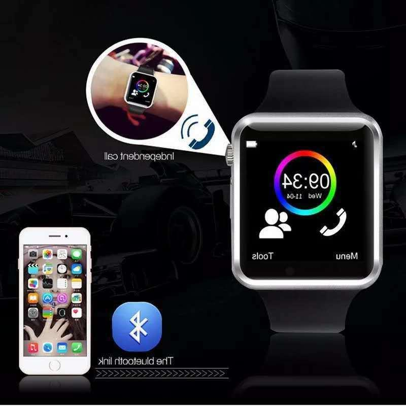 A1 Smart Wrist Bluetooth Phone For Android Samsung LG Sony