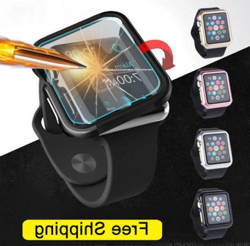 For Apple Watch 3/4 Snap Bumper Hard Protector
