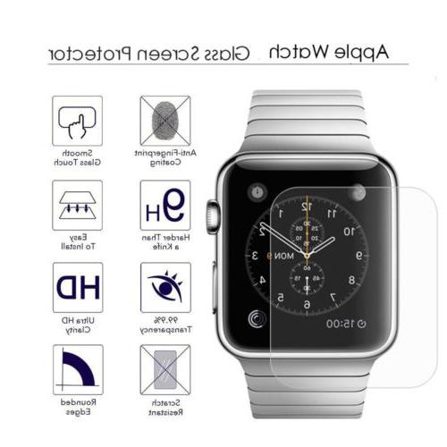 For Apple Watch 3/4 38/42 Bumper Cover+Screen