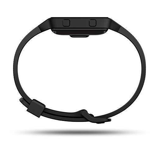 Fitbit Smart Fitness Watch - Small Gunmetal