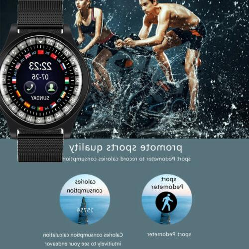 Bluetooth Watch Compatible with iPhone for