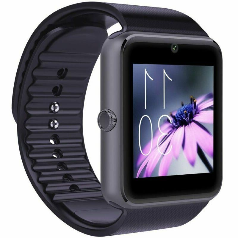 bluetooth smart watch partial compatible for iphone
