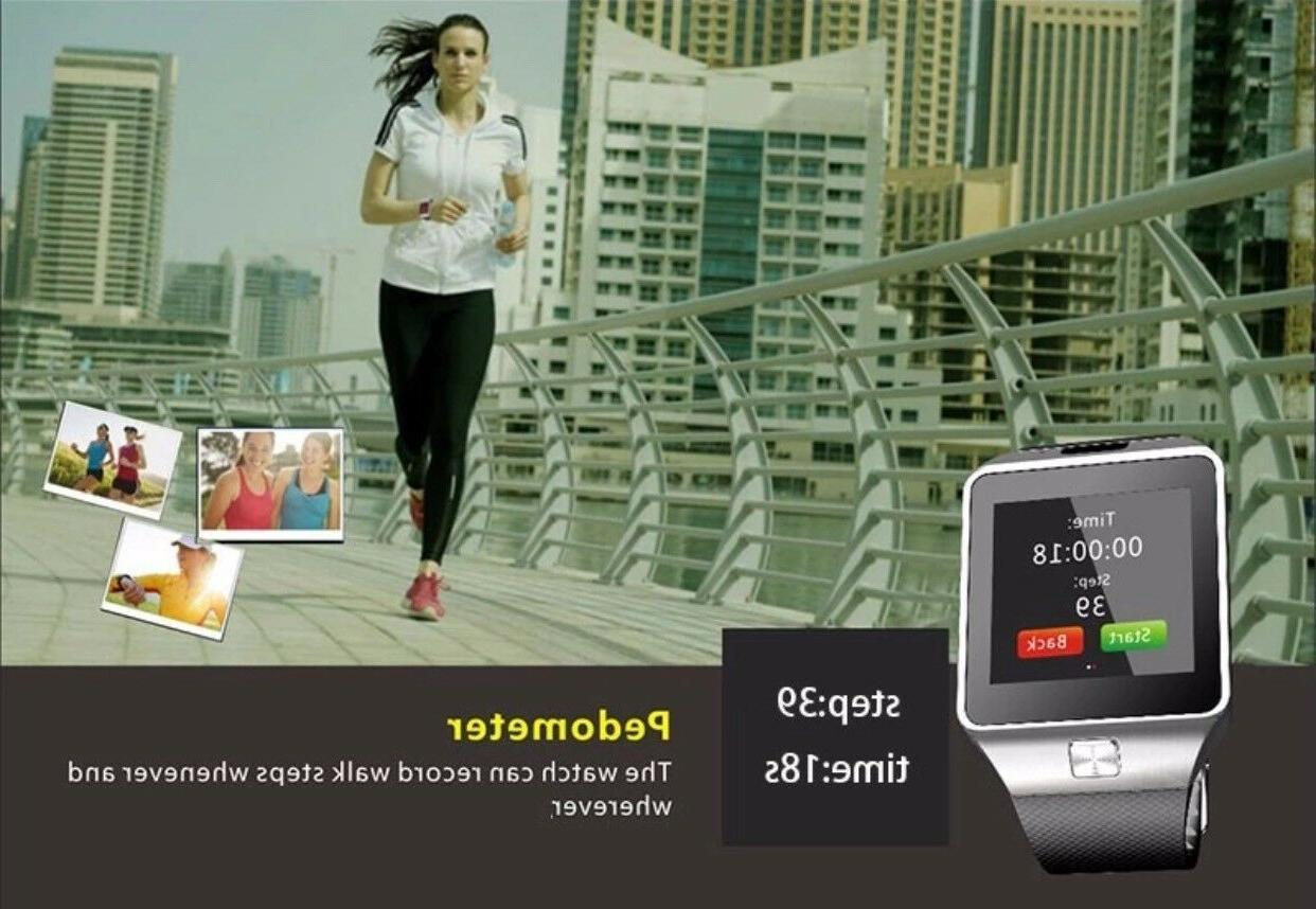 Bluetooth Smart Watch Mate with / iPhone