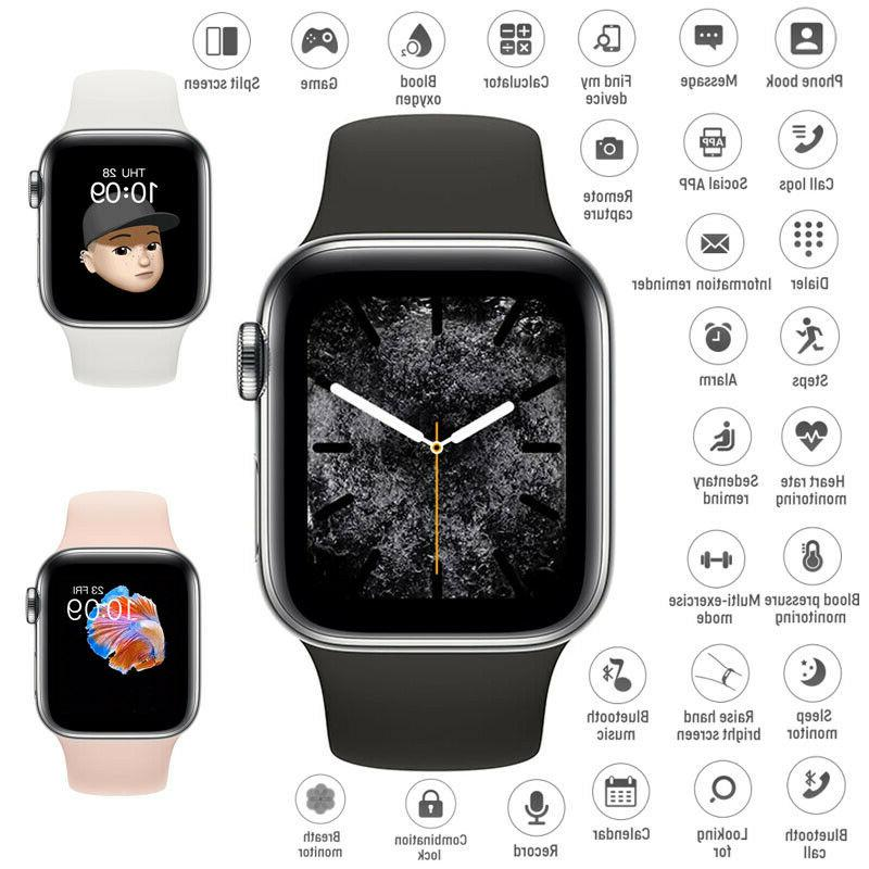 bluetooth smart watch phone mate for iphone