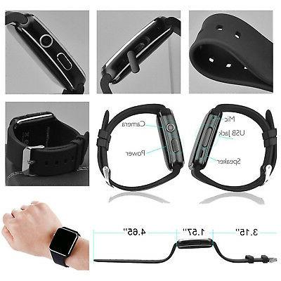 Bluetooth Smart Watch Phone For Android LG Redmi OPPO
