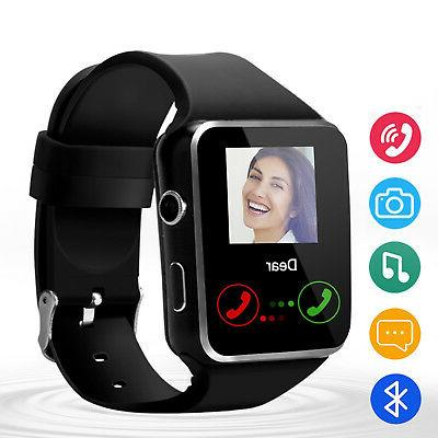 bluetooth smart watch unlocke phone for android