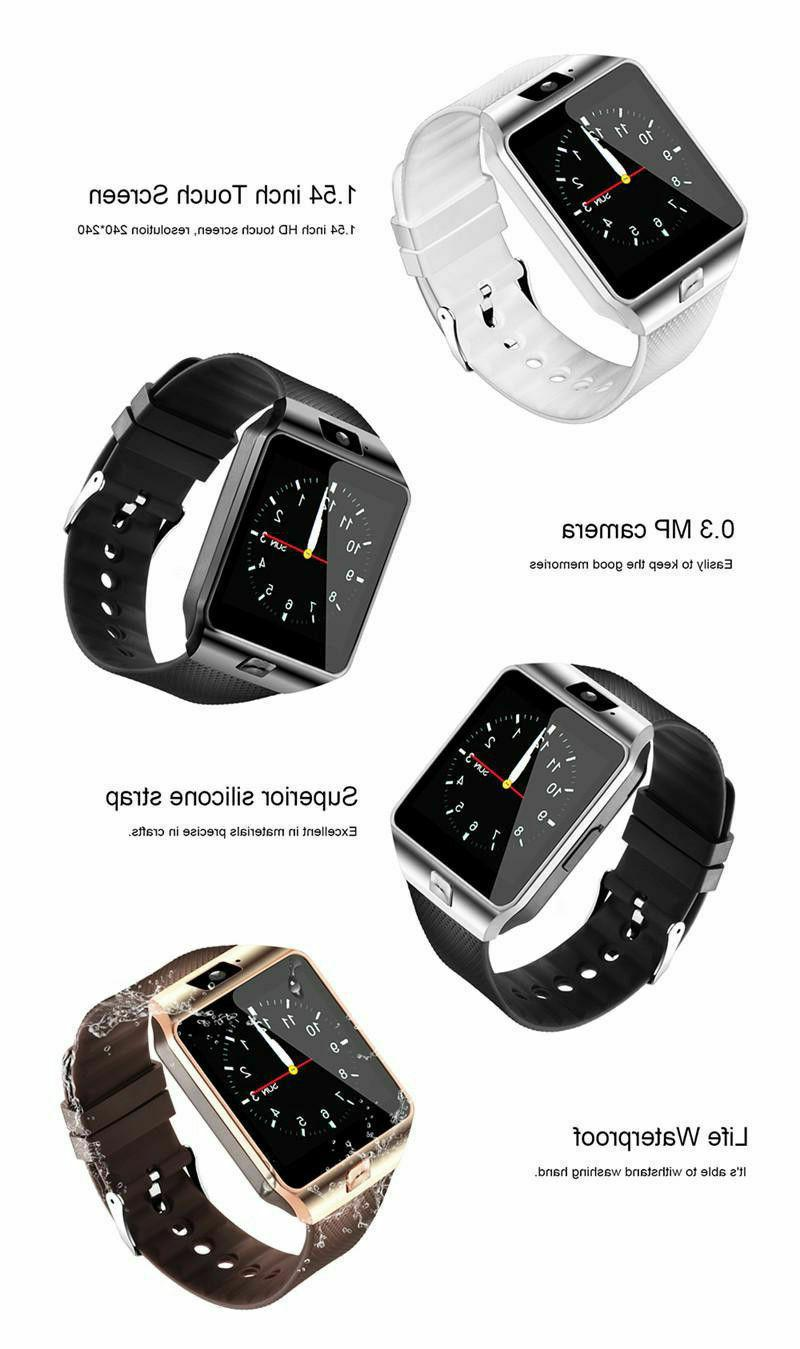 Bluetooth Camera Smartwatch For iPhone