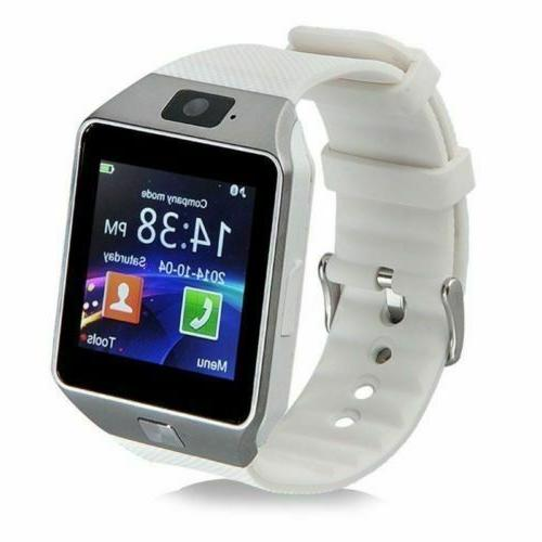 Bluetooth Smart Watch Waterproof Phone Android