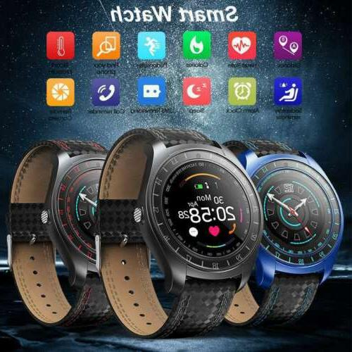 Bluetooth Watch with Camera Unlocked Phone for Men Kids